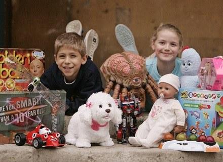 Wątpliwości budziły głównie zabawki wyprodukowane w Chinach. /AFP