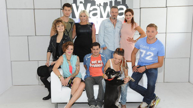 """""""Wawa Non Stop"""" /TVN"""