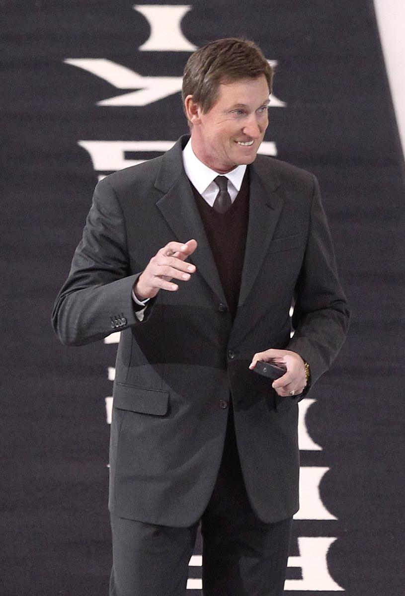 Wayne Gretzky /AFP