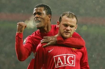 Wayne Rooney dwukrotnie pokonał bramkarza Aston Villa /AFP