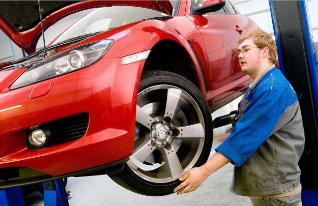 Ważny jest ciśnienie opon i stan techniczny auta /