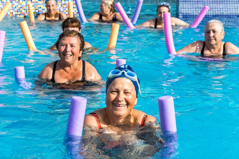 Wbrew obiegowej opinii, ćwiczenia po menopauzie mogą mieć zbawienny wpływ na organizm kobiety /123RF/PICSEL
