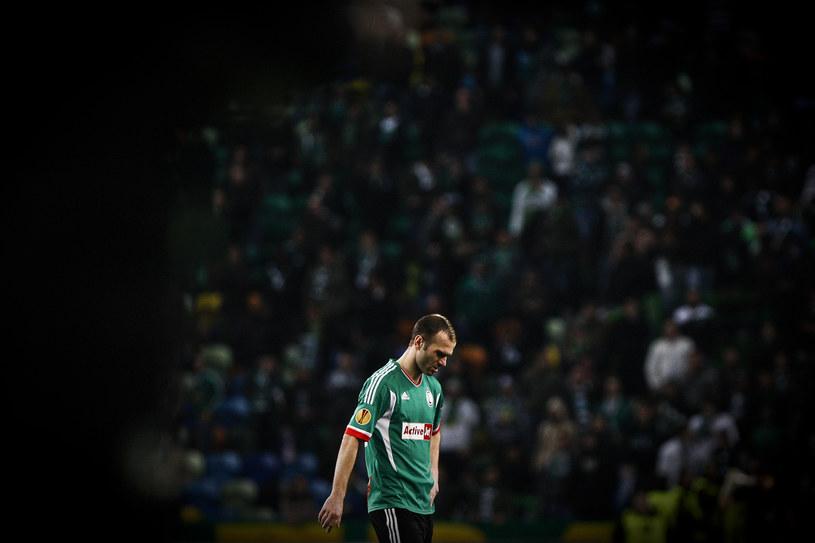 Wciąż nie wiadomo czy Danijel Ljuboja zagra z Górnikiem Zabrze /AFP