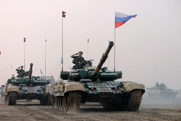Wciąż nie wiadomo, jak będą wyglądać nowe rosyjskie czołgi /AFP