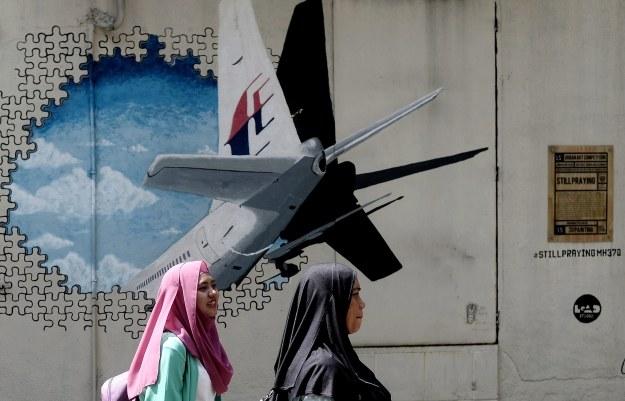 Wciąż nie wiadomo, jak zakończył się  lot MH370 /AFP