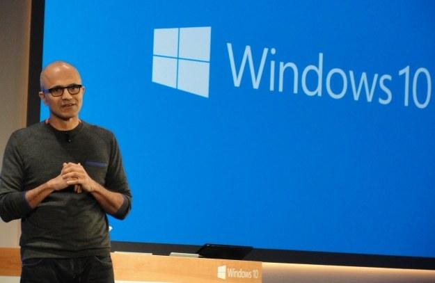 Wciąż nie znamy daty rynkowej premiery Windowsa 10 /AFP