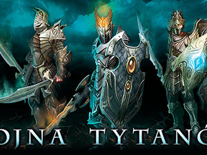 Wciel się w postać gladiatora i walcz w obronie swojego klanu!