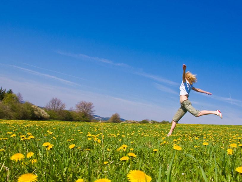 Wczesną wiosną budzi się do życia nie tylko przyroda, ale także nasz organizm  /© Panthermedia