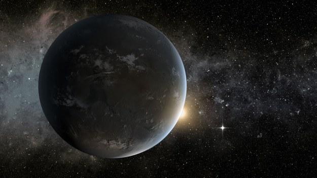 Wcześniej sądzono, że wewnętrzne jądro Ziemi ma około pięciu tysięcy stopni... /AFP