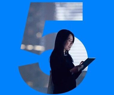 Wdrożenie technologii 5G do 2020 roku