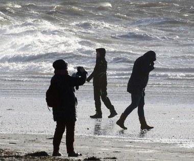 We Francji szaleje zimowy sztorm Carmen