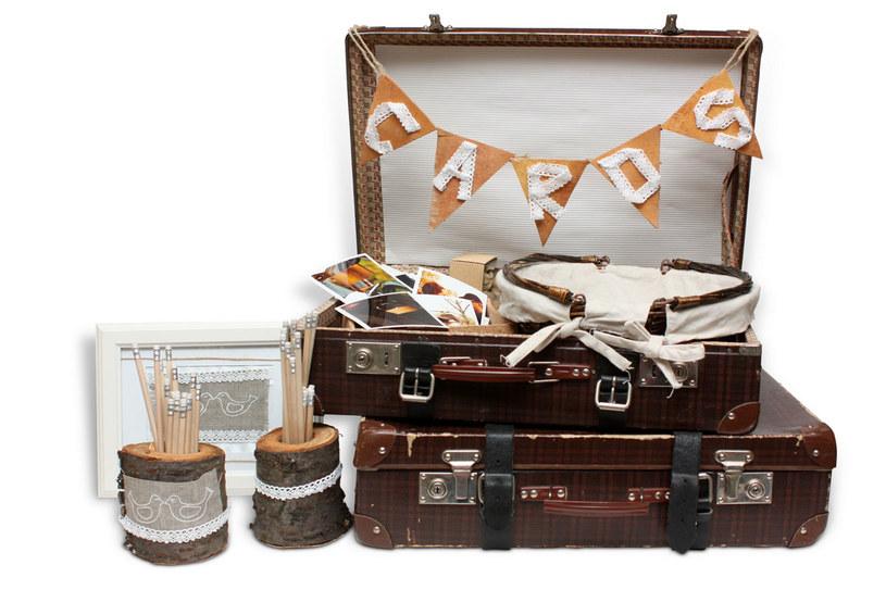 We wszystkich dekoracjach można zawrzeć osobiste akcenty Pary Młodej /Fabrica de Pasjone /Wedding