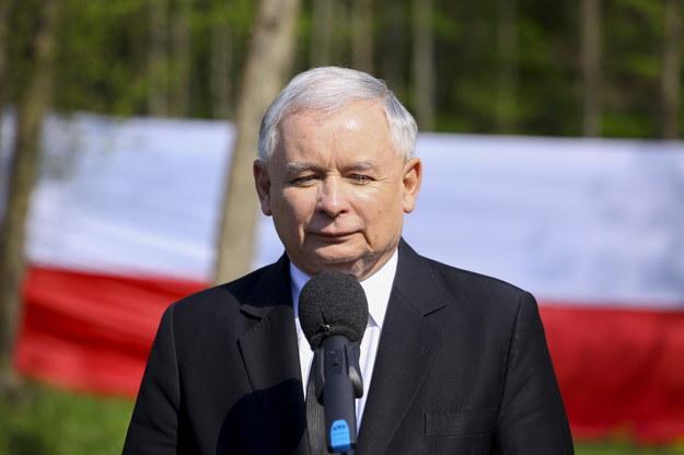 Wedlug sondażu dla Interia.pl Jarosław Kaczyński ma powody do zadowolenia /PAP