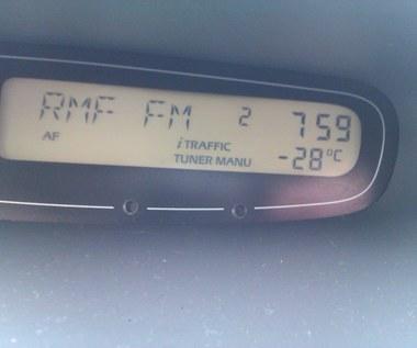 """Weekend bardzo mroźny, od poniedziałku nieco """"cieplej"""""""
