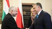 Węgierska prasa komentuje wizytę Orbana w Polsce