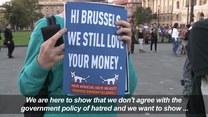 Węgry: Tysiące protestujących przeciwko referendum w sprawie uchodźców