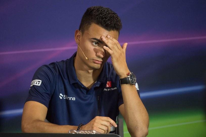 Wehrlein miał groźny wypadek w San Marino /AFP
