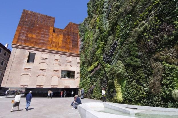 Wejście do Caixa Forum, madryckiego centrum sztuki i kultury /123/RF PICSEL