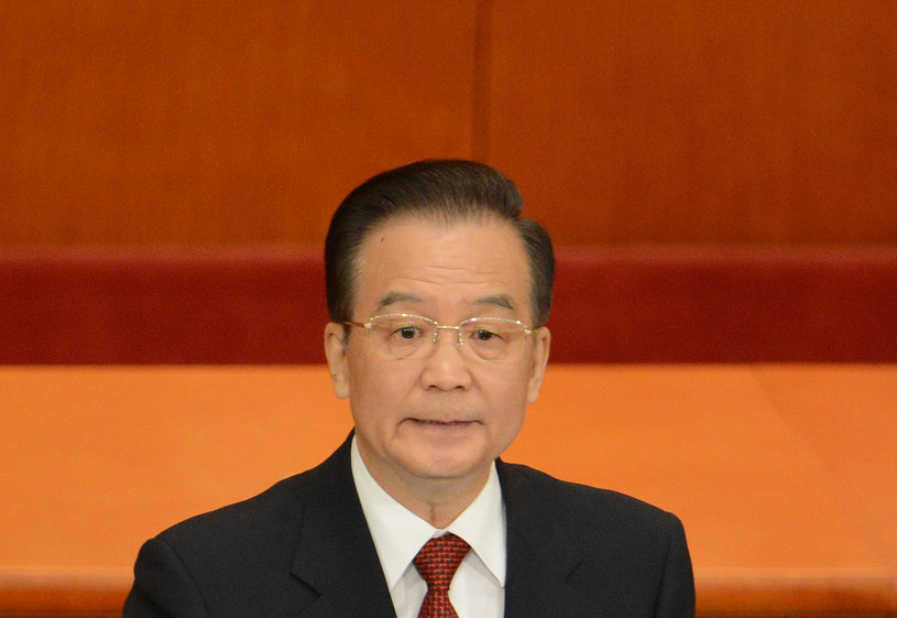 Wen Jiabao /Goh Chai Hin /AFP
