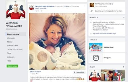 Weronika Nowakowska urodziła bliźniaki