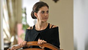 "Weronika Rosati jako ""czarna wdowa"""