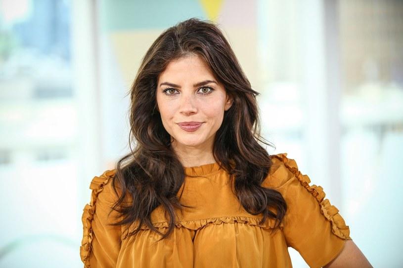 Weronika Rosati nazwała swoją córkę na cześć Elisabeth Taylor /East News