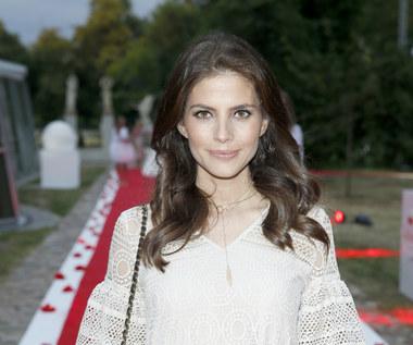Weronika Rosati w nowym serialu