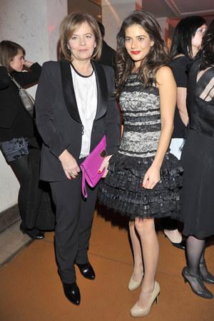 Weronika z mamą - projektantką Teresą Rosati /   /AKPA