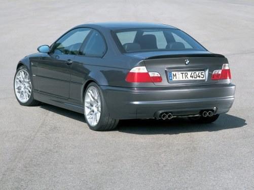 Wersja CSL ma moc aż 360 KM. To rarytas kolekcjonerski – powstało tylko 1400 sztuk. /BMW