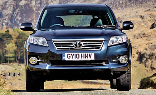Wersja po liftingu (model roku 2010) - zmiany były głównie wizualne. /Motor