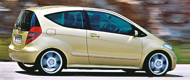 Wersja trzydrzwiowa nie przyjęła się na rynku. To nie jest samochód sportowy, a trzydrzwiowe auta rodzinne nie mają sensu. /Motor