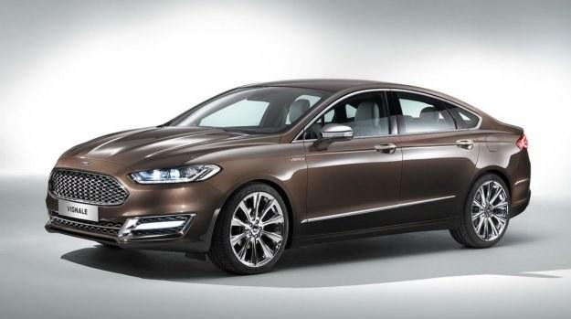 Wersja Vignale będzie w gamie Forda usytuowana powyżej Titanium X. /Ford