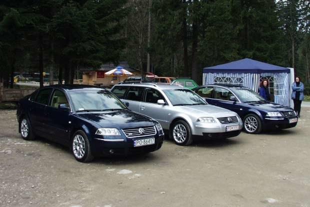 Wersje Limousine i Variant (kliknij) /INTERIA.PL