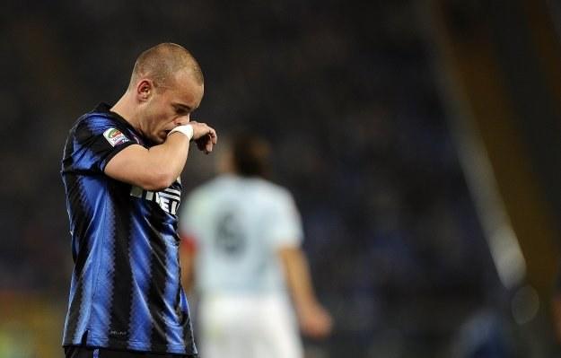 Wesley Sneijder - Geniusz niedoceniony /AFP