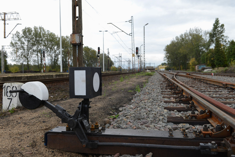 Węzeł kolejowy; zdj. ilustracyjne /Adam Staśkiewicz /East News