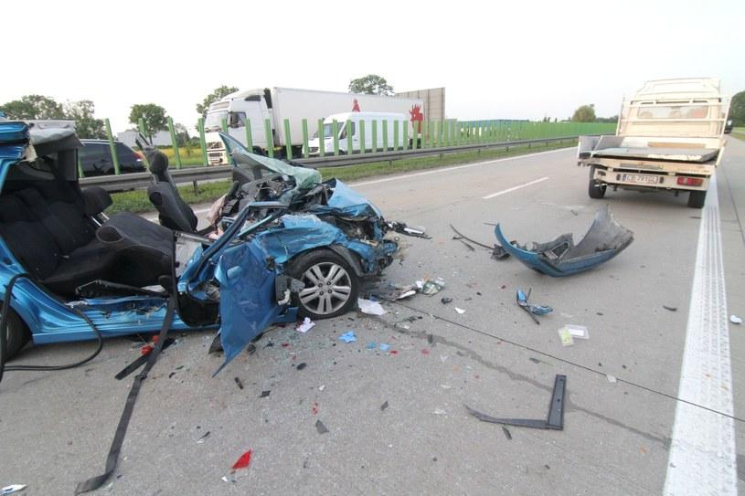 Wg NIK polskie autostrady to niebezpieczne drogi /Jarosław Jakubczak / Polska Press /East News
