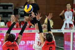 WGP siatkarek: Mecz Polska - Peru