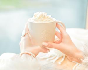 White Hot Chocolate – gorąca, zimowa nowość w Starbucks!