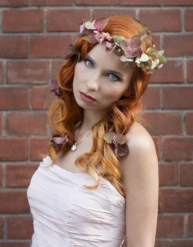 Wianek: Eva Klimek, Floral Concept Store /Ela i Michał Barteczko /abcslubu.pl