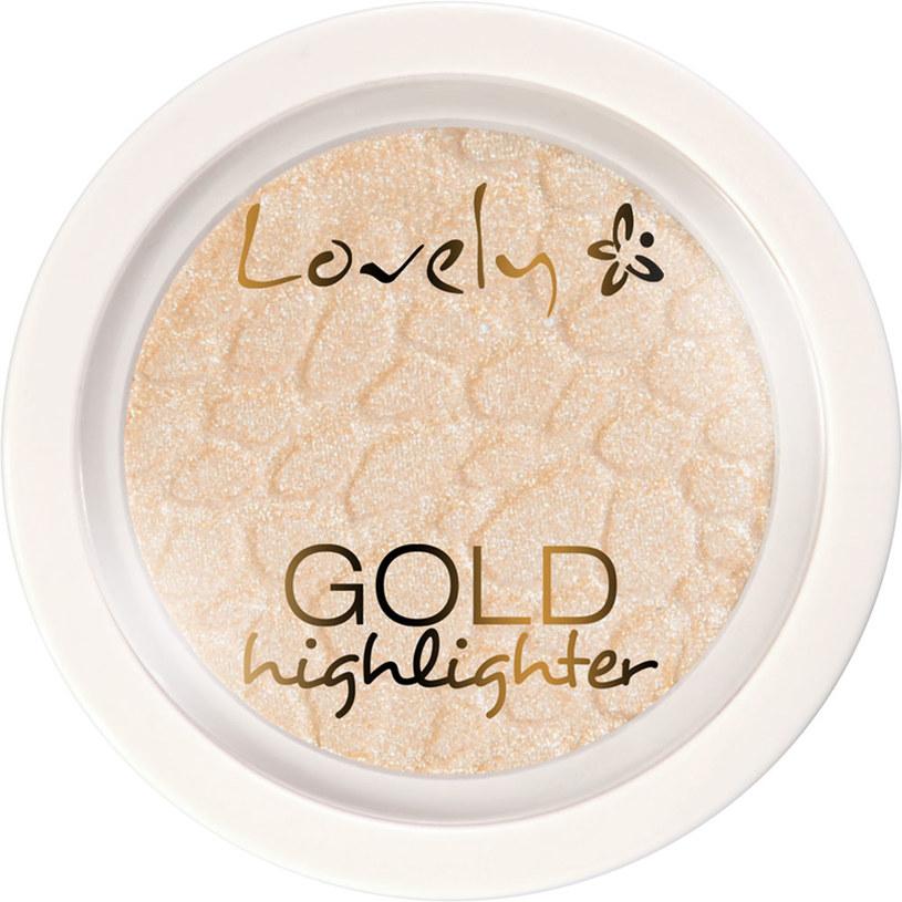 WIBO GOLD HIGHLIGHTER /Styl.pl/materiały prasowe