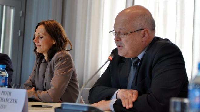 Wiceminister Piotr Stachańczyk po kilkunastu latach pracy odchodzi z resortu spraw wewnętrznych /msw.gov.pl /