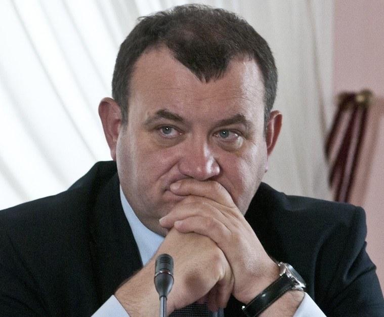 Wiceminister środowiska Stanisław Gawłowski /Justyna Rojek /East News