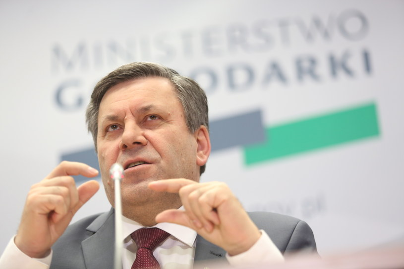 Wicepremier, minister gospodarki Janusz Piechociński /Leszek Szymański /PAP