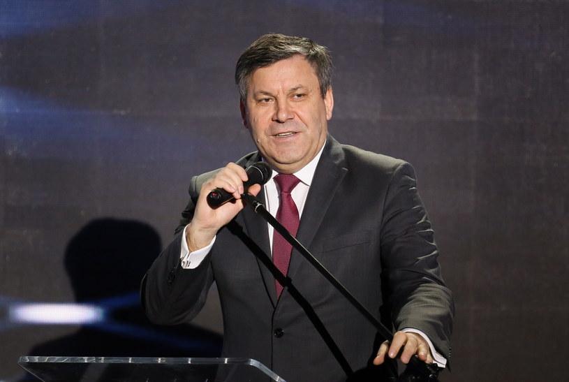 Wicepremier, minister gospodarki Janusz Piechociński /Paweł Supernak /PAP