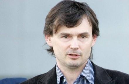 Wiceprezes Legii Mirosław Trzeciak penetruje również rynek bałkański /Agencja Przegląd Sportowy