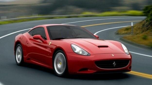 Wiceprezes PZU miał jeździć Ferrari.  Ale nie on jest właścicielem tego auta