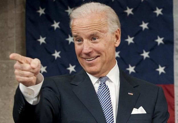 Wiceprezydent USA Joe Biden /AFP