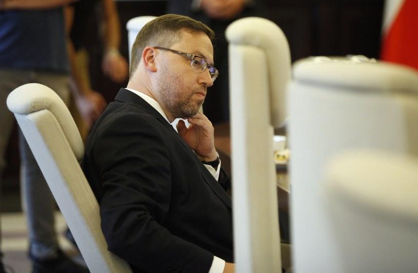 Wiceszef MSZ Bartosz Cichocki /Stefan Maszewski /East News