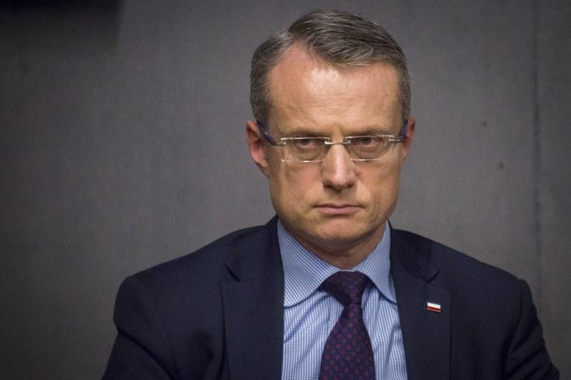 Wiceszef MSZ Marek Magierowski /Grzegorz Bukala /Reporter