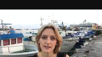 Wideoblog z Sycylii: W porcie w Katanii